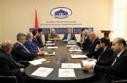 Արցախի ԱԳՆ աշխատակիցները հանդիպել են պաշտպանության նախարար Լևոն Մնացականյանի հետ