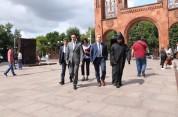 Սփյուռքի գործերի գլխավոր հանձնակատարն այցելել է Մոսկվայի հայկական եկեղեցական համալիր