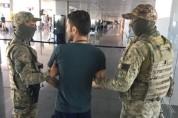 Ուկրաինայի սահմանապահներն օդանավակայանում բերման են ենթարկել Իրանի քաղաքացու, որը որպես ահ...