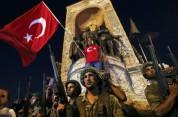 Հեղաշրջման փորձից հետո Թուրքիայի և Արևմուտքի միջև հարաբերությունները լարվեցին, իսկ Ռուսաստ...