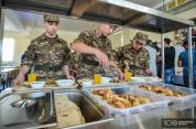 ՊՆ-ն հայտարարել է զորամասին սնունդ մատուցելու ծառայության գնման գործընթաց կազմակերպելու մա...