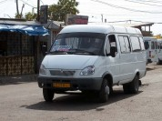 Տաքսիները «խփում են» երթուղային միկրոավտոբուսների գործին. «Ժողովուրդ»