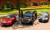Մեքսիկան կվաճառի կոռումպացված հարուստների մեքենաները, որպեսզի գումարը կարիքավորներին տրամա...