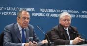 Նալբանդյանն ու Լավրովը քննարկել են  առաջնագծի իրավիճակը