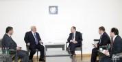 ՀՀ արտգործնախարարն ընդունեց ՀԱՊԿ գլխավոր քարտուղարին (տեսանյութ)