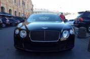 Սանկտ Պետերբուրգում առևանգել են գործարանի աշխատակցի Bentley-ն այն գնելու օրը