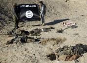Իրաքում հայտնաբերվել է ԴԱԻՇ-ի զոհերի զանգվածային գերեզմանոց