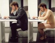 Ֆոտոշարք, որն ապացուցում է՝ մարդիկ հագուստով ավելի գեղեցիկ են, քան մերկ (լուսանկարներ)
