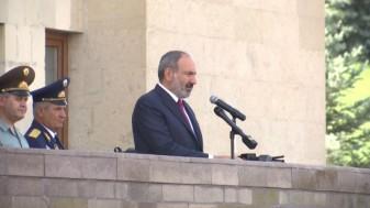 Այսօր առաջին անգամ Հայաստանի Զինված ուժե...