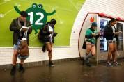 «No Pants Subway Ride». տարվա ամենախենթ ֆլեշմոբը, որ նվաճել է աշխարհը (լուսանկարներ)