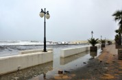 Հսկայական ալիքները ոչնչացրել են Սոչիի խոշորագույն լողափը