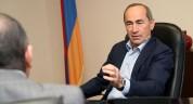 Ռոբերտ Քոչարյանը հարցազրույց է տվել РИА Новости–ին