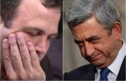 Серж Саргсян помиловал Вазгена Хачикяна? - «Айкакан Жаманак»
