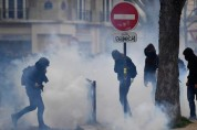 Փարիզում ուսանողական ցույցերի ընթացքում 9 մարդ ձերբակալվել է