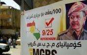 Իրաքյան Քուրդիստանի անկախության հանրաքվեին մասնակցել է ընտրողների 76 տոկոսը