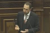 Ազգային ժողովում քննարկվում է ԲԴԽ անդամի ընտրության հարցը․ թեկնածուն Գրիգոր Բեքմեզյանն է