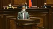 ՍԴ նորընտիր դատավոր Երվանդ Խունդկարյանը երդվեց Ազգային ժողովում