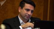 ԱԺ ընտրությունները տեղի կունենան այս տարի. Ալեն Սիմոնյան
