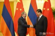 Վարչապետը շնորհավորական ուղերձներ է հղել Չինաստանի նախագահին և վարչապետին՝ չինական Նոր տար...