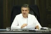 Կարեն Կարապետյանը կոռուպցիայի դեմ պայքարի խորհրդի նիստ է հրավիրել