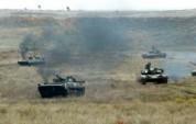 Հայաստանում ռուսական ռազմակայանի 100 զինծառայողներ մասնակցում են տանկային ստորաբաժանումներ...