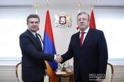 «Մենք պատրաստակամ ենք խորացնել տարածաշրջանային համագործակցությունը». Վրաստանի վարչապետ