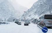 Ստեփանծմինդա-Լարս ավտոճանապարհը փակ է տրանսպորտային բոլոր միջոցների համար