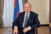 Արմեն Սարգսյանն Ալան Դանքընին ներկայացրել է Հայաստանում տեղի ունեցած քաղաքական փոփոխությու...