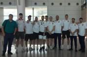 Բասկետբոլի Հայաստանի հավաքականը մեկնել է Բեյրութ