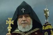 Ամենայն Հայոց Կաթողիկոսը ցավակցագիր է հղել Իրանի նախագահին