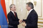 Վարչապետն ընդունել է Բելառուսի Ազգային ժողովի Ներկայացուցիչների պալատի նախագահի տեղակալին