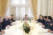 Վարչապետի մոտ Երևանում ճանապարհային երթևեկության արդյունավետ կազմակերպման հարցեր են քննարկ...
