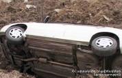 Դիլիջանի ոլորաններում «Օպելը» մոտ 100 մետր գլորվել է ձորը. կան վիրավորներ. Հատուկ տեխնիկա ...