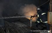 Արարատի մարզում անասնագոմ է այրվել