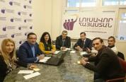 Վանաձորի ավագանու «Լուսավոր Հայաստան» խմբակցությունն ամեն ինչ անում է քաղաքապետարանի աշխատ...