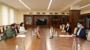 Պաշտպանության նախարարն ընդունել է ՀՀ-ում Կարմիր խաչի միջազգային կոմիտեի ղեկավարին․ կողմերն...