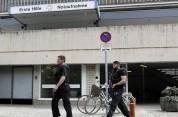 Բեռլինում տղամարդը հարձակվել է ոստիկանների վրա