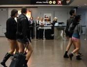 Եվրոպայում անցկացվել է «Մետրոյում` առանց տաբատի» ամենամյա ֆլեշմոբը