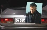 Առևանգված ավտոմեքենան հայտնաբերվեց. մեքենայում էր նաև առևանգողը (տեսանյութ)