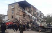 Պայթյուն Ադրբեջանում՝ բնակելի  շենքերից մեկում