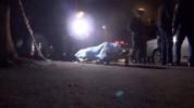 В машине обнаружен труп со следами насильственной смерти (видео)