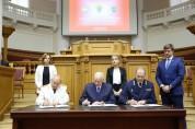 Հայաստանի, Ռուսաստանի և Բելառուսի Հանրապետության քննչական կոմիտեների նախագահները ստորագրել...