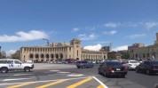 На площади Республики изменены Правила дорожного движения (видео)