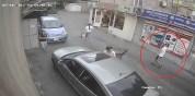 Կողոպուտ կատարողին արձանագրել է փողոցի տեսախցիկը (տեսանյութ)