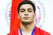 Գրիգոր Սահակյանը դարձել է ձյուդոյի Եվրոպայի երիտասարդական առաջնության բրոնզե մեդալակիր