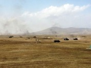 На российской базе в Армении проходят тактические учения для проверки боеготовности