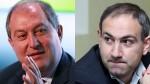 Արմեն Սարգսյանը պատրաստակամ է հանդիպել Նիկոլ Փաշինյանին