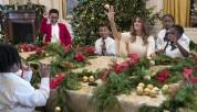 Հեքիաթային մթնոլորտ Սպիտակ տանը. Մելանյա Թրամփը պատրաստվում է Սուրբ Ծննդին (լուսանկարներ)...