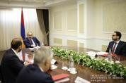ԱԽ նիստում ոստիկանապետի հրաժարականի թեման չի շոշափվել