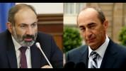Ռոբերտ Քոչարյանը դատի է տվել Նիկոլ Փաշինյանին